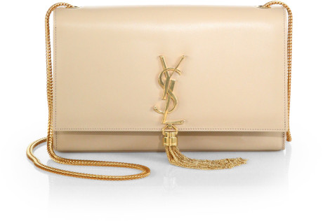 Cassandre Tassel Shoulder Bag