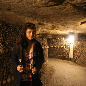 Catacombes De Paris: HalloweenSpecial