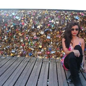 PARIS LOVE LOCK BRIDGE: AFTERCOLLAPSE
