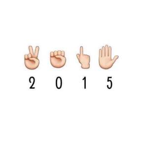 New Year Resolution2015