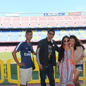 Camp Nou Experience: F.C Barcelona Stadium Tour