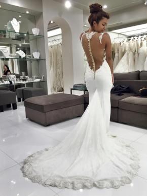 New York City: Bridal Gowns by VERA WANG and BERTABRIDAL