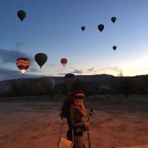 HOW TO TRAVEL TO CAPPADOCIA FROM ISTANBUL WITH $650SGD ONLY