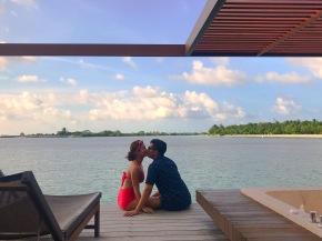 Let the sea set you free: Wedding Anniversary MaldivesEdition